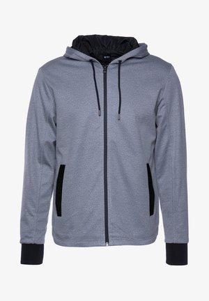 SEEGER - Zip-up hoodie - grey
