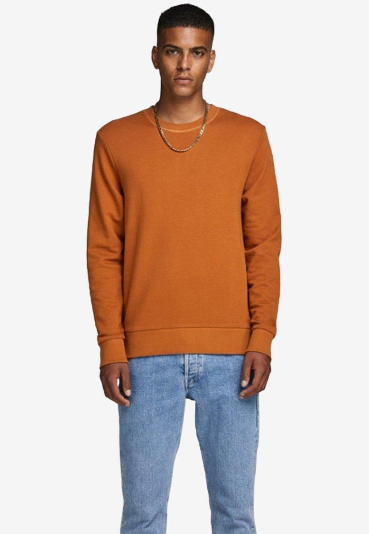 Jack & Jones - Sweatshirt - umber