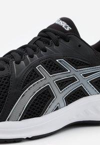 ASICS - JOLT 2 - Neutral running shoes - black/white - 5