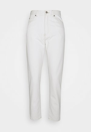 NORA - Relaxed fit jeans - light ecru