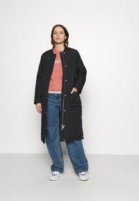 Calvin Klein - CORE LOGO - Felpa - muted pink - 1