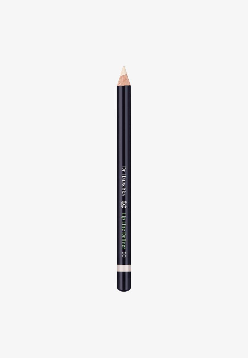 Dr. Hauschka - LIP LINE DEFINER - Lip liner - translucent