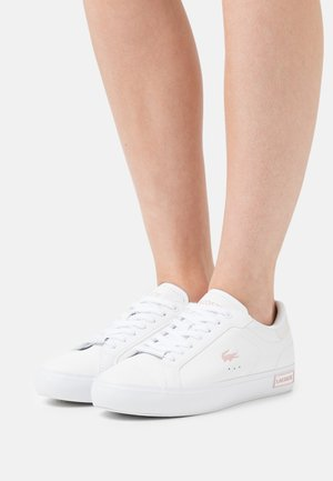POWERCOURT  - Sneakers laag - white/light pink
