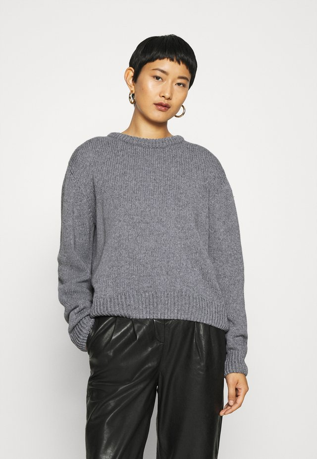 KAILY - Pullover - charcoal melange
