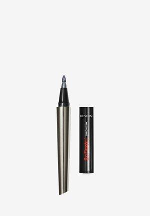 SO FIERCE CHROME INK LIQUID LINER - Eyeliner - 901 gunmetal
