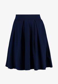 Anna Field - BASIC - A-line skirt - maritime blue - 3