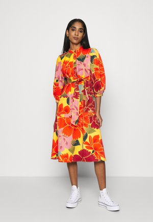 SOLAR CHITA MIDI DRESS - Day dress - multi