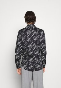 Versace Jeans Couture - WARRANTY REPEAT - Shirt - nero - 4