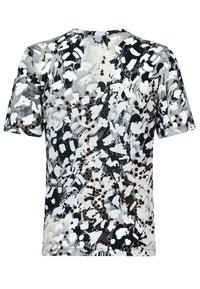 Bicalla - Print T-shirt - black-sand - 4