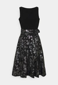 Lauren Ralph Lauren - YUKO - Cocktail dress / Party dress - black/silver - 3