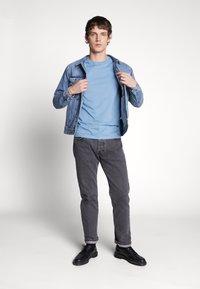 Jack & Jones - T-shirt - bas - blue heaven - 4