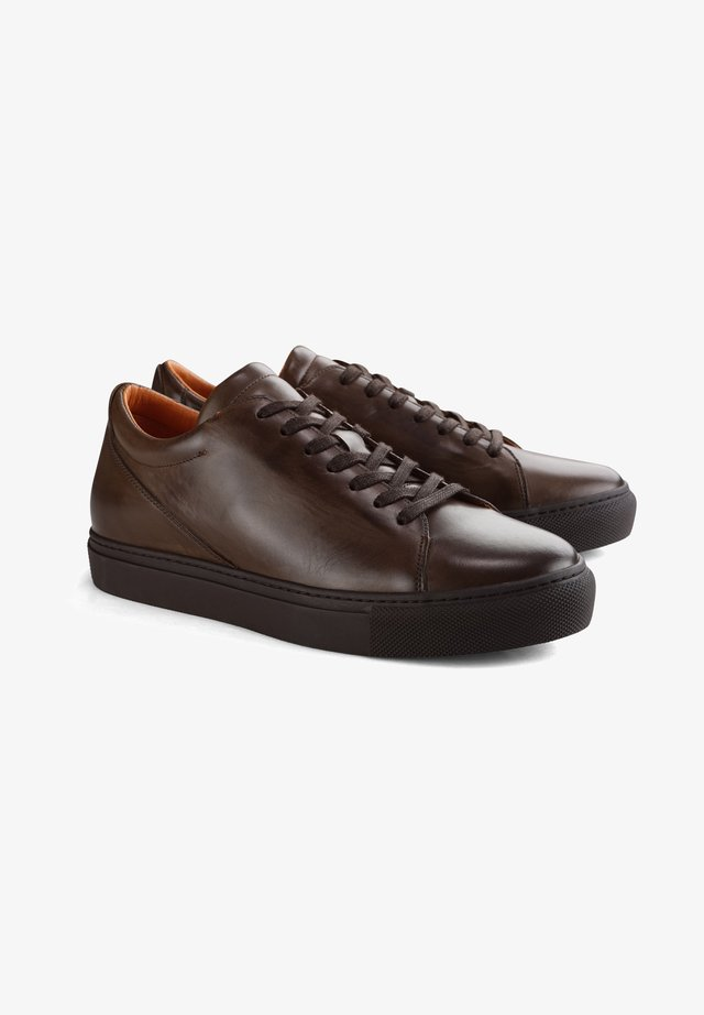 BROOME ST. - Sneakers laag - brown