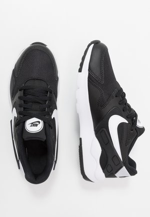 VICTORY - Sneakers - black/white