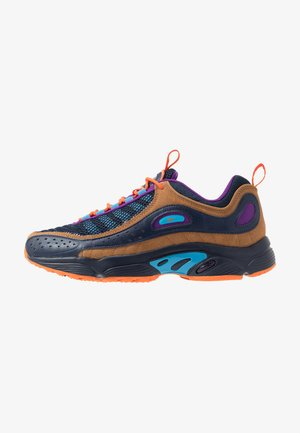 DAYTONA DMX II - Tenisky - brown/purple/orange