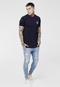 SIKSILK - Jeans Skinny Fit - washed blue - 1