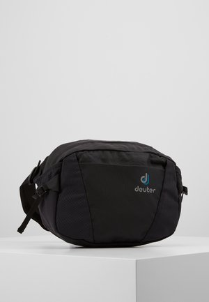 TRAVEL BELT - Rumpetaske - black