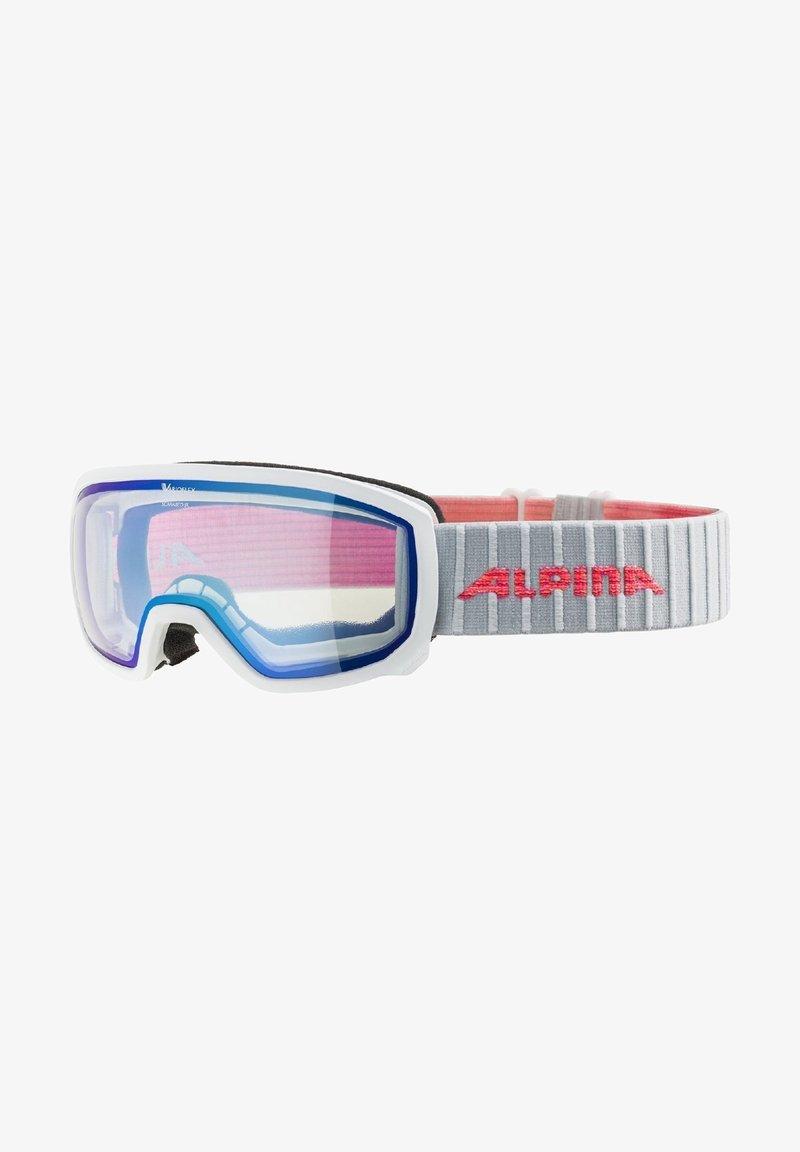 Alpina - Ski goggles - white (a7266.x.11)