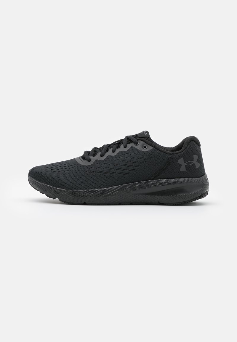 Under Armour - CHARGED PURSUIT 2 SE - Neutral running shoes - black