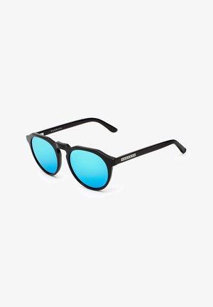 WARWICK - Gafas de sol - black/blue