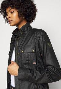 Belstaff - GANGSTER JACKET - Summer jacket - black - 3