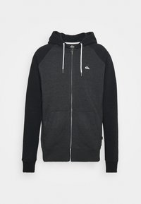 EVERYDAY ZIP - Zip-up sweatshirt - dark grey heather