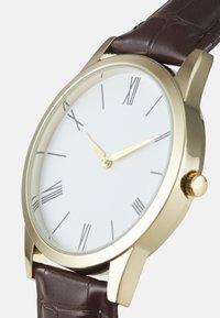 Pier One - Reloj - dark brown - 3