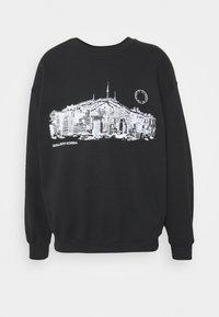 SEOUL  - Sweatshirt - black