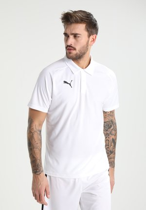 LIGA SIDELINE  - Sports shirt - white/black