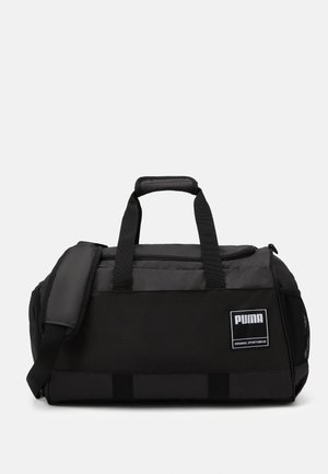 GYM DUFFLE - Sports bag - black