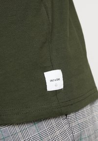 Only & Sons - ONSDONNIE TEE - T-shirt - bas - rosin - 4