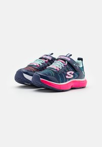 Skechers - LIGHT SPARKS - Trainers - navy/multicolor - 1