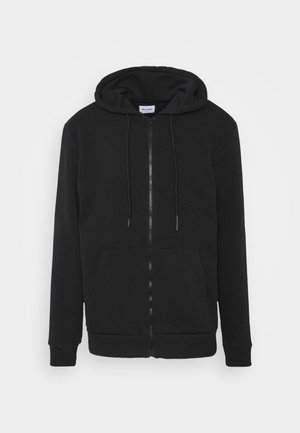 ONSCERES LIFE ZIP HOODIE  - veste en sweat zippée - black