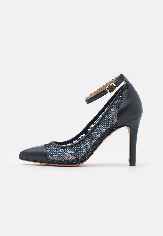 COMFORT - High Heel Pumps - dark blue