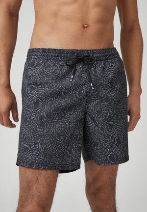 Swimming shorts - black out