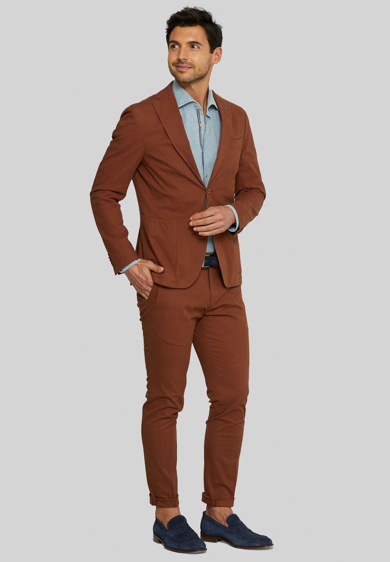 Homme ELLIOT WASHED - Veste de costume