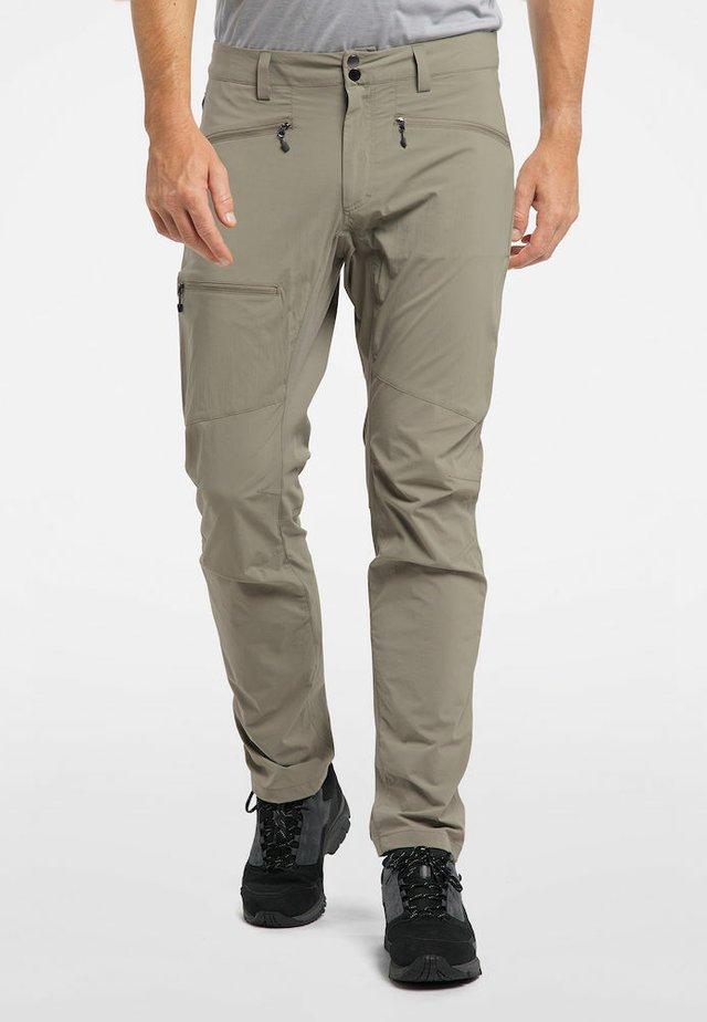 LITE FLEX PANT MEN - Outdoor trousers - lichen