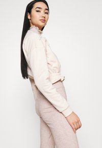 Miss Selfridge - PEARL - Sweatshirt - lilac - 3