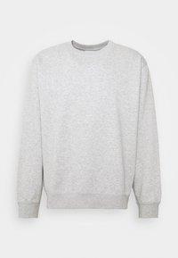 Weekday - STANDARD - Sweatshirt - grey melange - 4