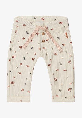 Trousers - turtledove