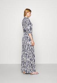 Diane von Furstenberg - ABIGAIL - Maxi dress - navy - 2