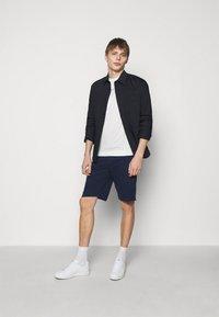 Emporio Armani - BERMUDA - Shorts - dark blue - 1