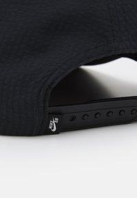 Nike SB - FLATBILL UNISEX - Cap - black - 3