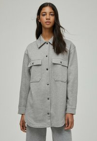 PULL&BEAR - Light jacket - grey - 0