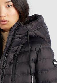 khujo - LOVINA - Winter jacket - schwarz - 6