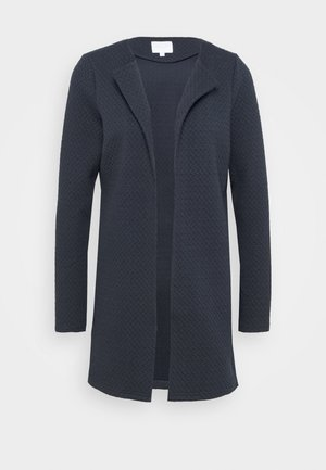 VINAJA NEW LONG JACKET - Cardigan - total eclipse