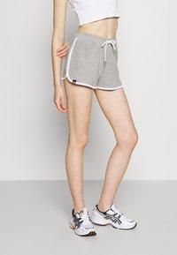 Ellesse - KIAH - Shorts - grey marl - 0