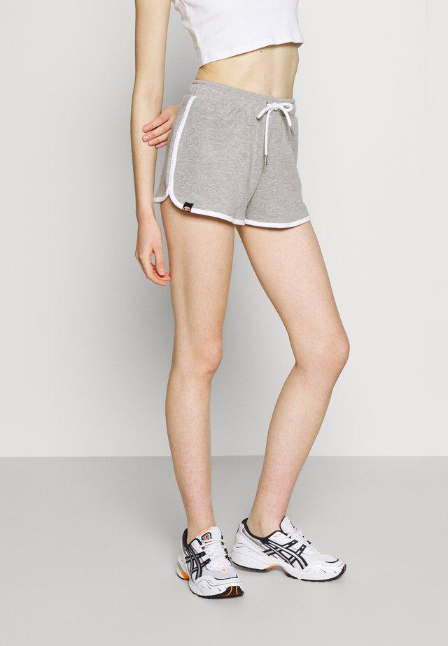 KIAH - Shorts - grey marl
