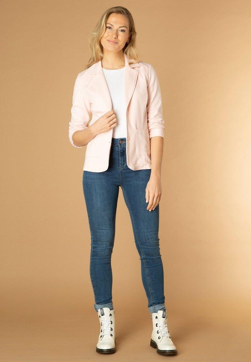 ES&SY - MILAN - Blazer - soft rose