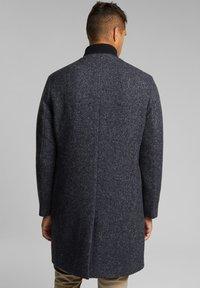 Esprit Collection - Classic coat - dark grey - 1
