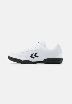 AERO TEAM - Indoor football boots - white